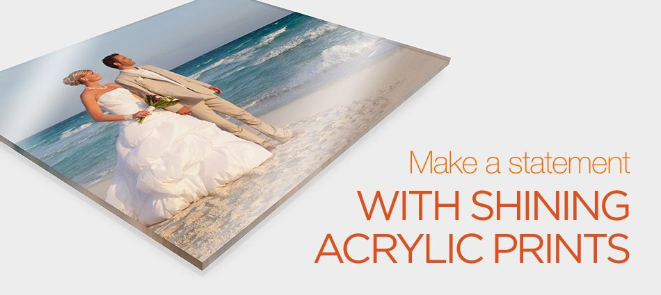 Buy Acrylic Prints Online from The Framed Picture Company
