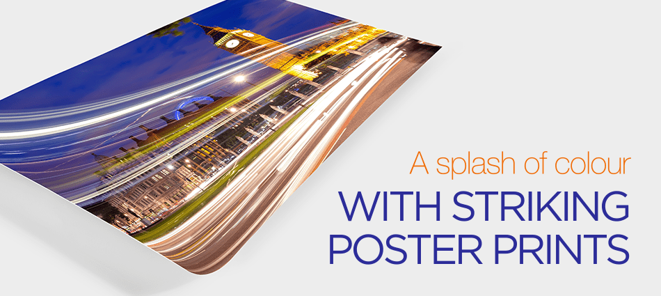 Buy Poster Prints Online from The Framed Picture Company